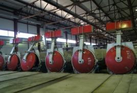 """Поставка промывочной жидкости """"Декарбон 1"""" для очистки от минеральных отложений котловых труб завода по производству газоблоков"""