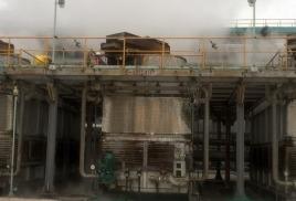 Очистка АВО химическим методом с применением средства «Декарбон 1»