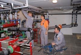 Промывка теплообменников ИТП многоквартирных домов в Краснодаре